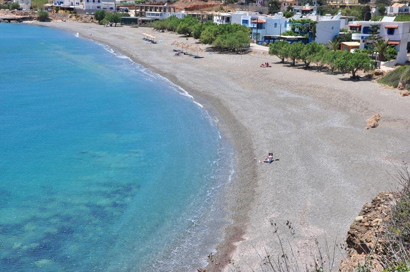 Kalamokanias Beach